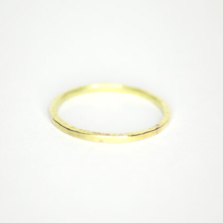 Ring aus 585 Recycling Gold